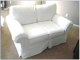 white linen sofa cover white linen sofa slipcover sofa cope