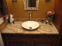 bathroom countertop tile ideas glass tile bathroom countertop mosaic home design ideas desii club