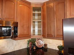corner kitchen cabinet ideas