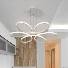 Flower Pendant Light Modern Contemporary Pendant Light Shopping Gearbest