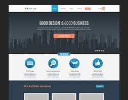 templates for website design web design business templates 20 new gorgeous free psd website