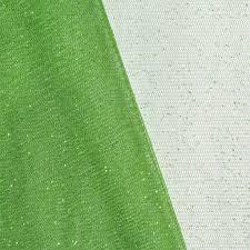 green tulle lime green glitter tulle