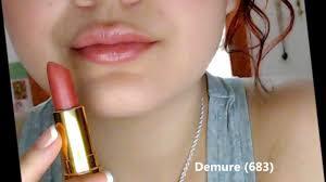 Lipstik Revlon Soft collection revlon lipsticks