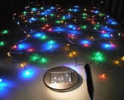 solar christmas lights solar powered christmas lights power efficient lighting for the