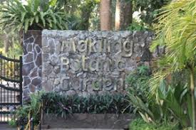 Up Los Banos Botanical Garden Laguna Travel Guide Makiling Botanical Garden