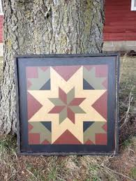 How To Make A Barn Quilt This Wooden Barn Star Quilt Block Was Inspired By Two Things My