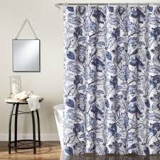 Ruffle Shower Curtain Uk - kids u0027 shower curtains you u0027ll love wayfair