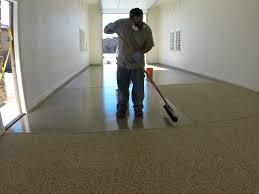 Phoenix Flooring by Phoenix Garage Floor Coatings Barefoot Surfaces
