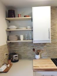 kitchen open shelving ideas best best kitchen shelves ideas adb2q 16189