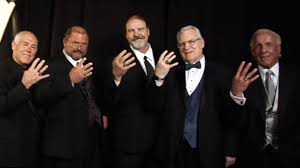 wwe four horsemen at target black friday a look back on history 12 greatest factions in wwe wcw history