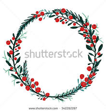 christmas wreath stock images royalty free images u0026 vectors