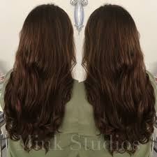 Hair Extensions In Newcastle Upon Tyne by Hair Extension Gallery Mink Studios Mink Studios