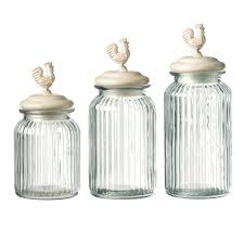 clear kitchen canisters white ceramic kitchen canisters snaphaven