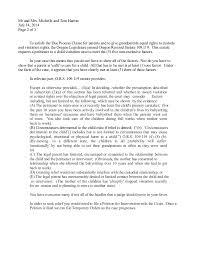 letter writing sample for grandparent custody possession visitation u2026