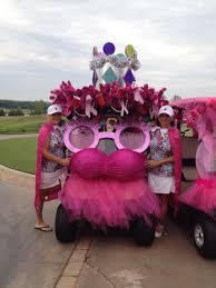 firecracker option for military cart golf cart parade ideas