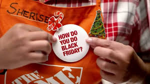 home depot black friday commercial tv commercial spots u2013 its all about the ads