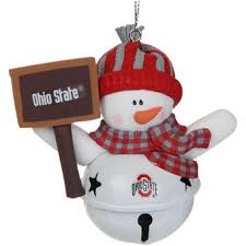 ohio state buckeyes ornament ohio state ornaments