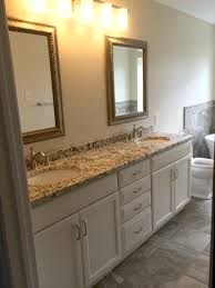 double master bath vanity u2013 jim martin general contracting