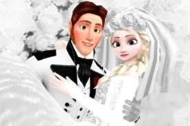wedding hans elsa mmd download simmeh deviantart