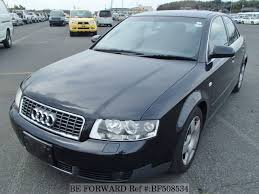 used 2003 audi a4 for sale used 2003 audi a4 1 8t quattro gh 8eambf for sale bf508534 be