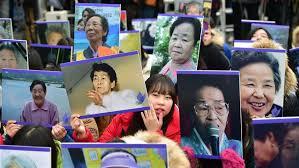 Japanese Comfort Women Stories Presstv South Korea Allows New U0027comfort Women U0027 Statue