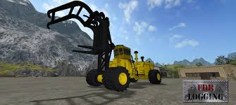 fs17 fdr logging u2013 letourneau http www farming2015mods com