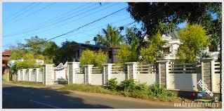 home gate design kerala modern compound wall designs in keralareal estate kerala compound
