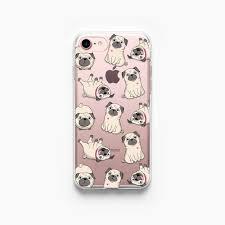 Pug Home Decor Iphone 7 Case Pug Iphone 6 Case Iphone 7 Plus Case Iphone 6