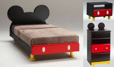Mickey Mouse Bedroom Furniture Mickey Mouse Bed Search Disney Themed Rooms