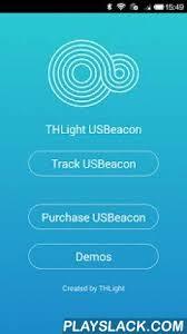 ibeacon android usbeacon demo android app playslack receive ibeacon or
