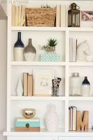 Fresh Living Room Shelf Decor Ideas and Wall Decoration Shelf