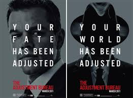 the adjustment bureau the adjustment bureau posters filmofilia