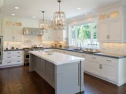 gray kitchen island best 25 gray island ideas on gray and white kitchen