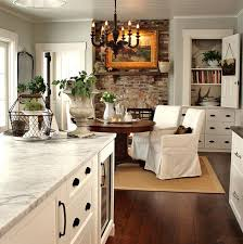 Farmhouse Kitchen Rug Rooms To Farmhouse Kitchen The Distinctive Cottage