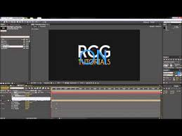 tutorial kinetic typography after effects after effects tutorial kinetic typography flip down effect hd