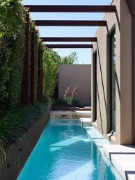narrow pool designs swimming pool modern pool design ideas
