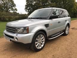 land rover 101 used 2008 land rover range rover sport 2 7 td v6 se 5dr for sale