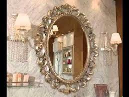 decorative mirrors bathroom decorative round wall mirrors large