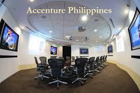 Interior Design Jobs Philippines Accenture Philippines Open 4 000 New Jobs Philippine Peso Reserve
