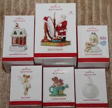 hallmark ornaments antique price guide