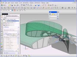 siemens plm nx nastran cae analysis avi youtube
