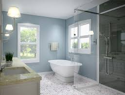 Blue Bathroom Tiles Ideas Grey Tile And Blue Bathroom