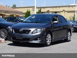 used 2009 toyota corolla for sale pricing u0026 features edmunds