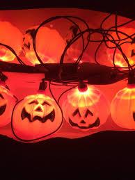 pumpkin string lights halloween lights 10 pumpkin blow mold