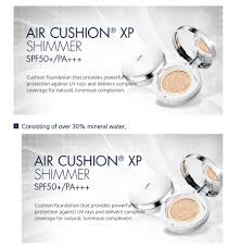iope air cushion xp shimmer iope malaysia singapore brunei