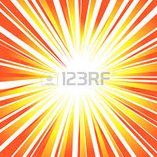 sun s rays or explosion vector background for design speed