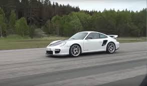 Porsche 911 Gt2 - unpredicatable porsche gt2 rs vs gt3 rs drag race