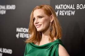 Good Hair Color For Green Eyes Jessica Chastain U0027s New Production Company Could Mean Great Things