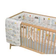 Dwell Crib Bedding Nursery News Dwell Studio Skyline Series Globetrotting