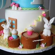 thecakinggirl fondant cake designs
